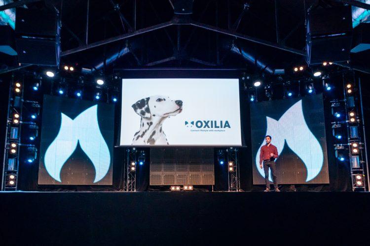 Oxilia rejoint FounderFuel